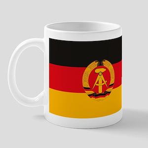 East Germany Flag Mug