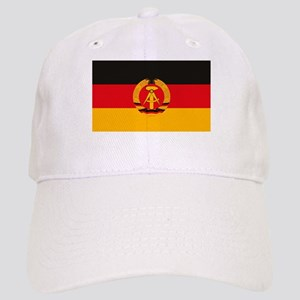 East Germany Flag Cap