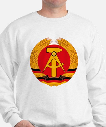 East German Coat of Arms Sweatshirt