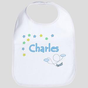 Star Pilot Charles Bib