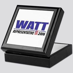 Watt 2006 Keepsake Box