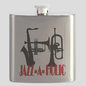 JAZZ -A- HOLIC- SILHOUETTE copy Flask