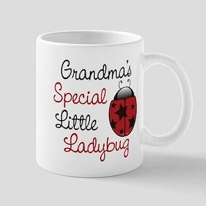 Grandma's Ladybug Mug