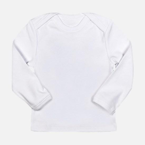 Aged, North Dakota Long Sleeve Infant T-Shirt