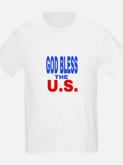 GOD BLESS THE U.S. T-Shirt
