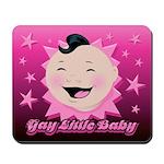 Gay Little Baby Mousepad