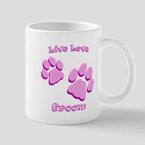 Live Love Groom Mug