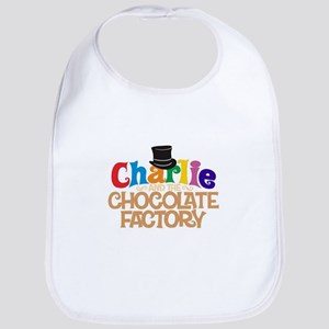 charlie and the chocholate factory Bib