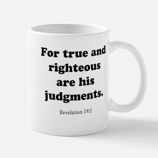 Revelation 19:2 Mug