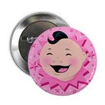 100 Gay Little Baby Buttons (2.25