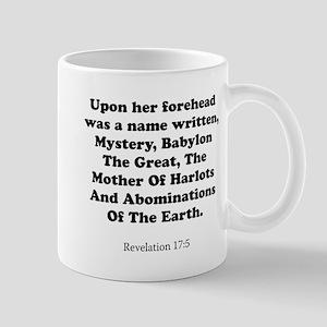 Revelation 17:5 Mug