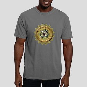 OM PEACE MANDELA Mens Comfort Colors Shirt