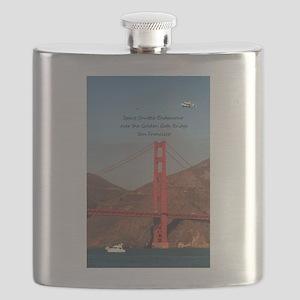 San Francisco Flask