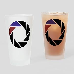 Aperture LOGO Drinking Glass