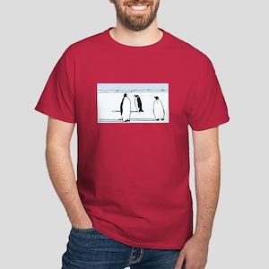 Penguins Bird T-Shirt Dark T-Shirt
