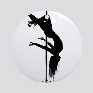 pole dancer 3 Ornament (Round)