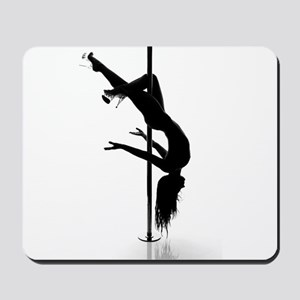 pole dancer 3 Mousepad