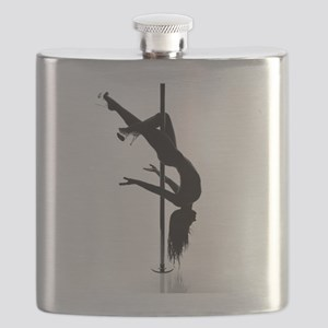 pole dancer 3 Flask