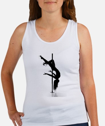 pole dancer 3 Women's Tank Top
