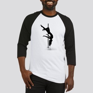 pole dancer 3 Baseball Jersey