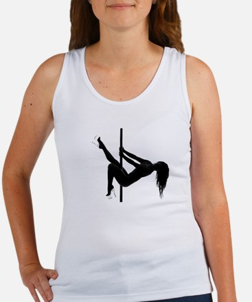 pole dancer 4 Women's Tank Top