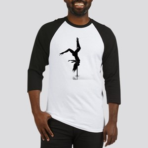 pole dancer 5 Baseball Jersey