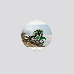 motorcycle-off-road Mini Button