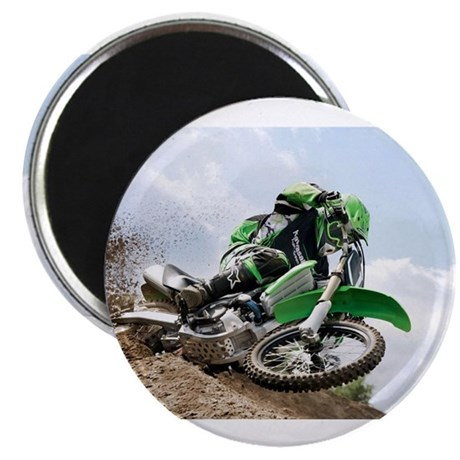 """motorcycle-off-road 2.25"""" Magnet (10 pack)"""