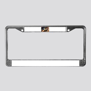 motorcycle-off-road License Plate Frame