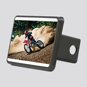 motorcycle-off-road Rectangular Hitch Cover
