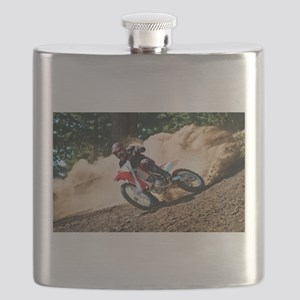 motorcycle-off-road Flask