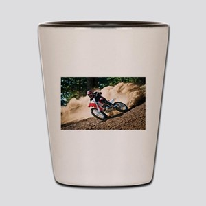 motorcycle-off-road Shot Glass