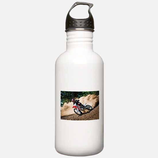 motorcycle-off-road Water Bottle