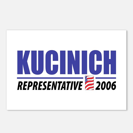 Kucinich 2006 Postcards (Package of 8)
