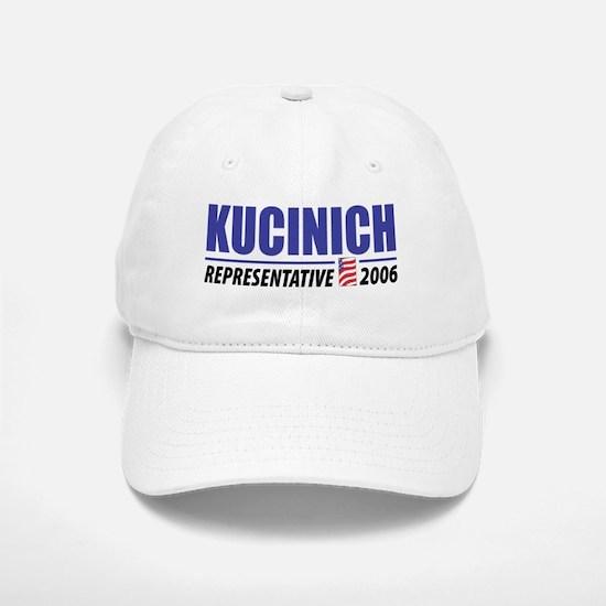 Kucinich 2006 Baseball Baseball Cap