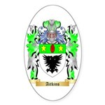 Aitkins Sticker (Oval)