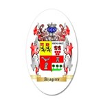 Aizagirre 35x21 Oval Wall Decal