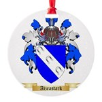 Aizeastark Round Ornament