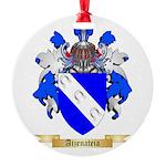 Aizenateia Round Ornament