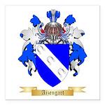 Aizengart Square Car Magnet 3