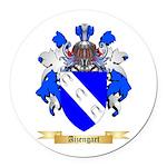 Aizengart Round Car Magnet