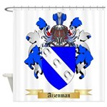 Aizenman Shower Curtain