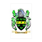 Ajchenbaum Sticker (Rectangle 50 pk)