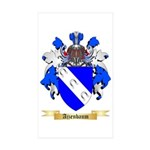 Ajzenbaum Sticker (Rectangle 10 pk)
