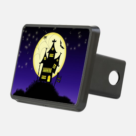 Spooky Halloween 1 Hitch Cover
