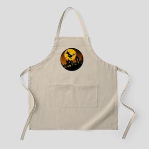 Spooky Halloween 2 Apron
