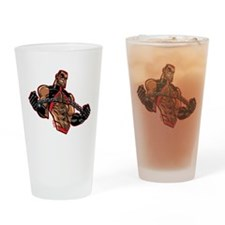 Unbreakable w/halo Drinking Glass