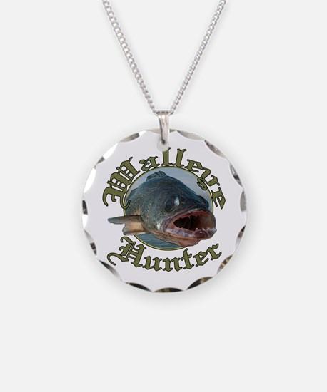 Walleye hunter 3 Necklace