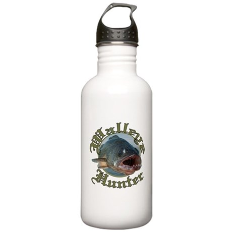 Walleye hunter 3 Stainless Water Bottle 1.0L