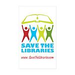 shirtlogosmall Sticker (Rectangle 10 pk)